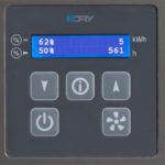 Aerial AD 660 - kondenzační odvlhčovač