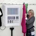 Aerial WT 240 - sušička prádla